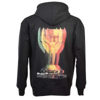 Pennarello: World Cup Mexico '70 Zipped Hoodie - Black