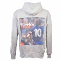 Pennarello: LPFC Platini Zipped Hoodie - Light Grey