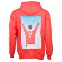 Pennarello: I am Cantona Zipped Hoodie - Red