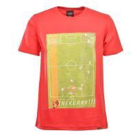 Pennarello: Gary Lineker 1986 Classic Goal - Red T Shirt
