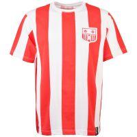 Southampton 12th Man T-Shirt - Red/White Stripe