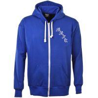 Bristol Rovers FC Zipped Hoodie - Royal