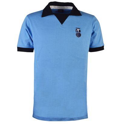 Old School Football Coventry City 1970s Fu/ßball Polo Gr/ö/ßen S-XXXL Gesticktes Logoo