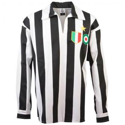 Juventus 1960-1961 Retro Football Shirt