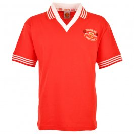 Manchester United 1978-1979 Retro Football Shirt