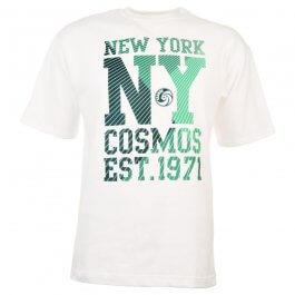 New York Cosmos - NASL Shirt (White)