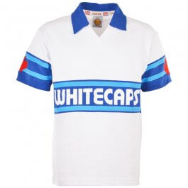 Vancouver Whitecaps 1980 Home Retro Football Shirt