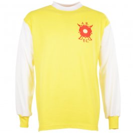 Albion Rovers 1964-1965 Retro Football Shirt