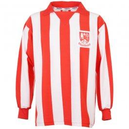 Sligo Rovers 1976 Bass League Champions Retro Football Shirt