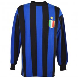 Internazionale (Inter Milan) 1970-1971 Retro Football Shirt