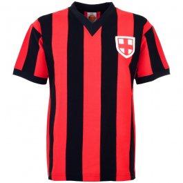 AC Milan 1930s-40s Retro Football Shirt
