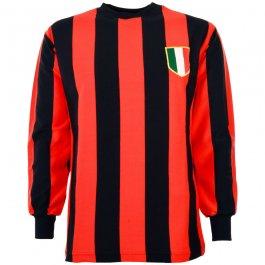 AC Milan 1950-1960s Retro Football Shirt
