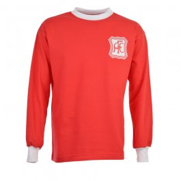 Aberdeen 1965 Kids Retro Football Shirt - Made to order - Lead Time - 4 weeks