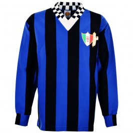Internazionale (Inter Milan) 1930s Retro Football Shirt