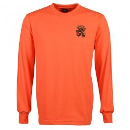 Holland 1974 World Cup Qualifying Retro Football Shirt