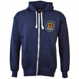 Scotland 1954 Zipped Hoodie -  Navy