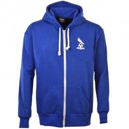 Oldham Athletic FC Zipped Hoodie - Royal
