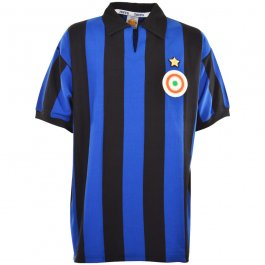 Internazionale (Inter Milan) 1978-1979 Retro Football Shirt