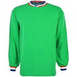 Saint Etienne Retro Long Sleeved Football Shirt