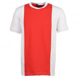 Ajax 1970-73 Short Sleeve Retro Football Shirt