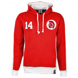 Ajax Number 14 Retro Hoodie