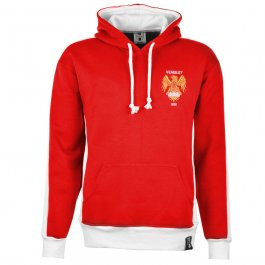 Manchester United 1958 style Retro Hoodie