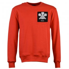 Wales Feathers 1905 Red Sweatshirt