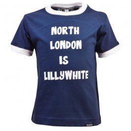 Kids North London - Navy/White Ringer