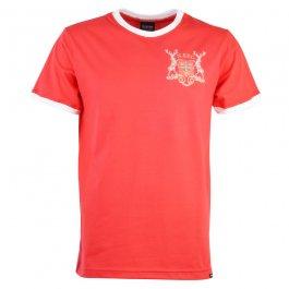 Nottingham Forest 12th Man  T-Shirt - Red/White Ringer