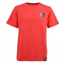 Newell's Old Boys 12th Man - Red T-Shirt