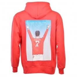 Pennarello: I am Cantona Zipped Hoodie - Red