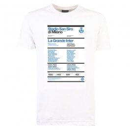 Pennarello: La Grande Inter 1965 - White