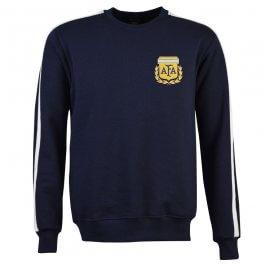 Argentina Sweatshirt Navy/white