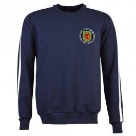 Scotland 1970's Navy Sweatshirt