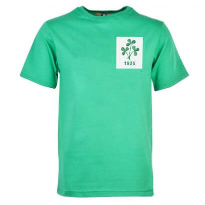 Republic of Ireland Shamrock 1926 Green T-Shirt