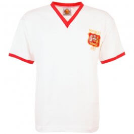 Manchester United 1957 FA Cup Final Retro Football Shirt