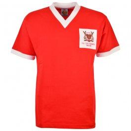 Nottingham Forest 1959 Cup Final Retro Football Shirt