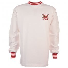 Nottingham Forest 1960s - 1970s Away Retro Football Shirt