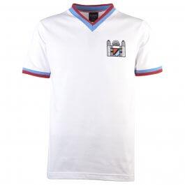 Crystal Palace 1957-1958 Retro Football Shirt