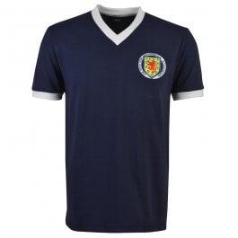 Scotland 1961-62 Retro Football Shirt