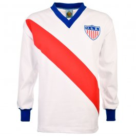 USA 1950 World Cup Retro Football Shirt