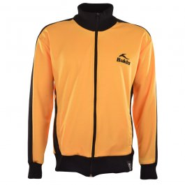BUKTA  Track Top Amber with Black Panels/Cuffs/W'Band