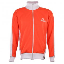 BUKTA  Track Top Red with White Panels/Cuffs/W'Band