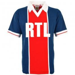 Paris 1981-1982 RTL Retro Football Shirt