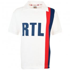Paris 1983 Retro Football Shirt