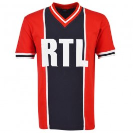 Paris 1976 Away Retro Football Shirt