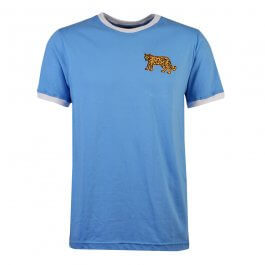 Argentina Rugby T-Shirt - Sky/White