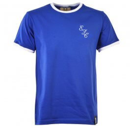 Everton T-Shirt - Royal/White Ringer