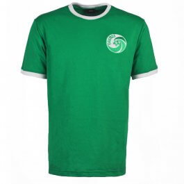 New York Cosmos 12th Man - Green/White Ringer