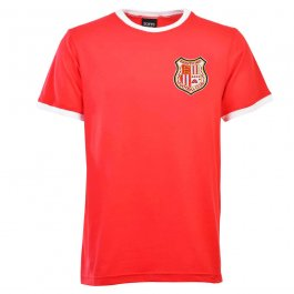 Brentford Red/White T-Shirt